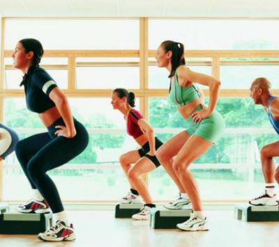 aerobic fitness fusion