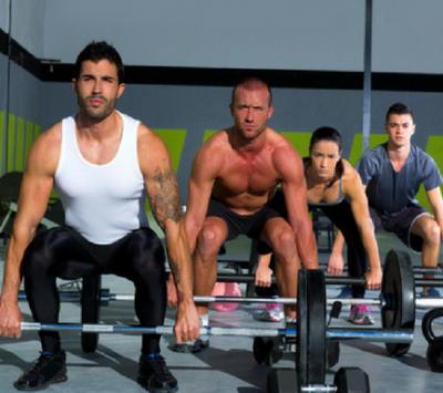crossfit leganes fitness fusion