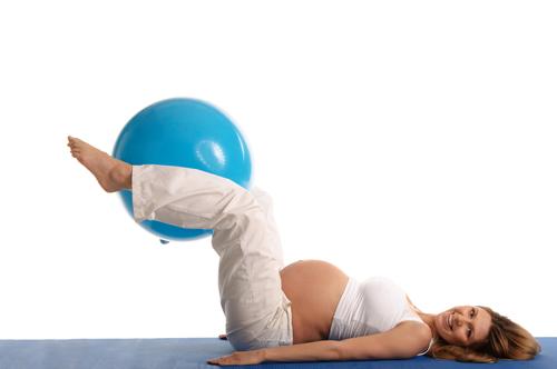 Ejercicio en el embarazo: pilates para embarazadas en fitness fusion