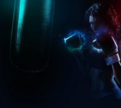 boxing & FITNESS portada
