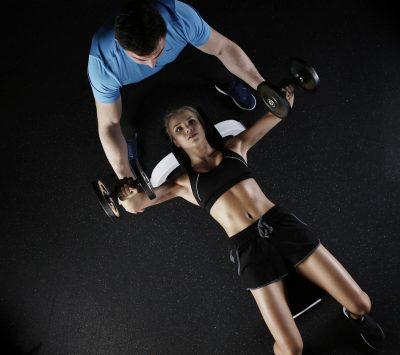 entrenamientos personales (si te gusta más ésta que la que hay en portada la cambias, si no no hagas nada)